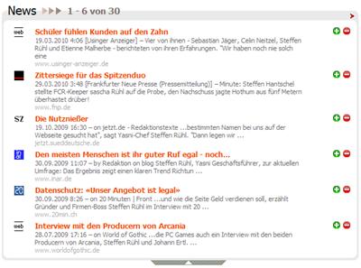 News zu Steffen Rühl