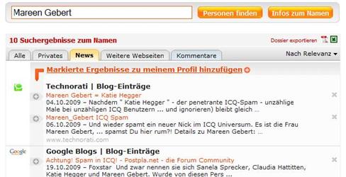 Mareen Gebert - Infos zum Namen Mareen Gebert