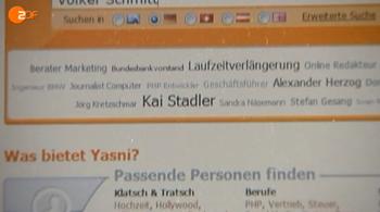 Yasni im ZDF-Morgenmagazin