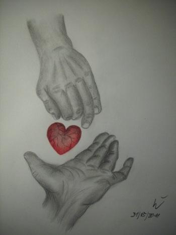 Gebrochenes Herz von Liv Ryno