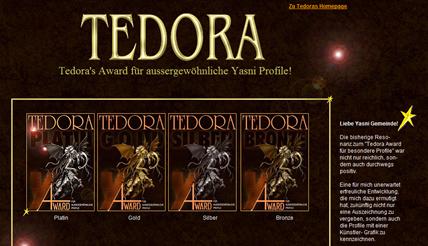 tedora_awards