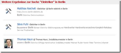 """Top-Handwerker zur Suche """"Elektriker"""" in Berlin stellen sich vor"""