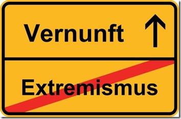 Der deutsche Internetnutzer und die Extreme